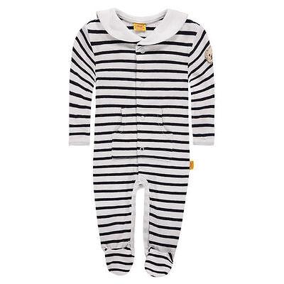 STEIFF Jungen Strampler Maritim LITTLE PIRAT 6712531 Matrosen Outfit DELUXE NEU ()