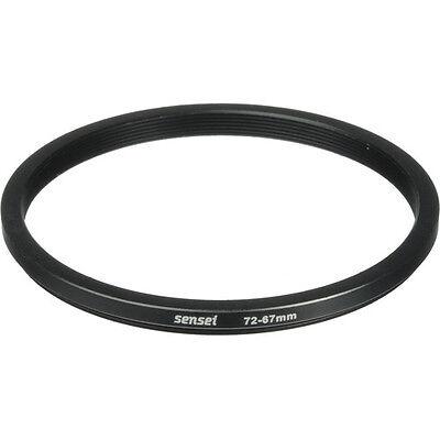 Sensei 72-67mm Step-Down Ring 72mm Step Down Ring