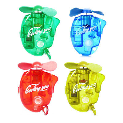 Mini Wasserkühlung Spray Fan Powerful Cool Mist Portable Handheld Gadget Sport ()