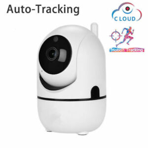1080P indoor Wi-Fi Security Auto Tracking Camera