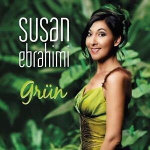 SUSAN EBRAHIMI  -  Grün  (2016)  OVP