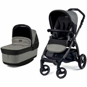 Poussette Peg Perego Pop-Up Stroller et accessoires