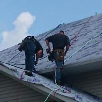 Looking for roofing laborers and shinglers