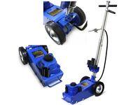 22 Ton Air / Hydraulic Trolley Jack