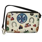 Tory Burch Canvas Wallets for Women with Credit Card
