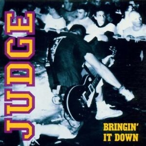 Bringin-039-It-Down-Judge-1990-Vinyl-NUOVO