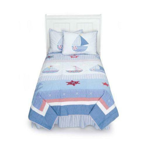 boys boat bedding ebay