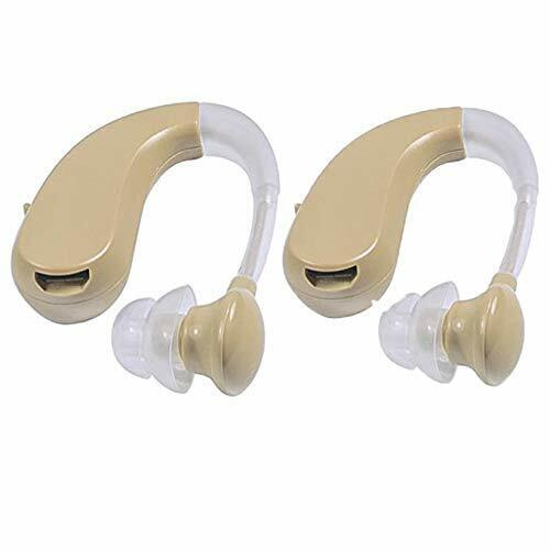 Set of 2 CLEARON Rechargable Hearing Aid Amplifier CL-202S H