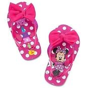 Toddler Girl Flip Flops Size 9