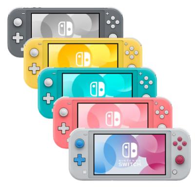 Nintendo Switch Lite - [Coral/Turquoise/Yellow/Gray/Zacian&Zamazenta Edition]