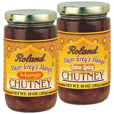 Major Grey's Mango Chutney by Roland - Original (10 ounce) ()