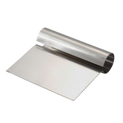 Dough Scraper - 4-12wx5d Blade All Stainless Steel