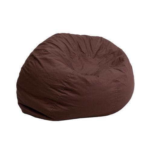 small bean bag chair ebay. Black Bedroom Furniture Sets. Home Design Ideas
