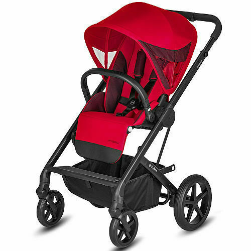 Cybex Gold Balios S Stroller Ferrari Official Collection in Racing Red NEW!