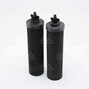 Black Berkey Water Filter Elements - For Berkey Filters