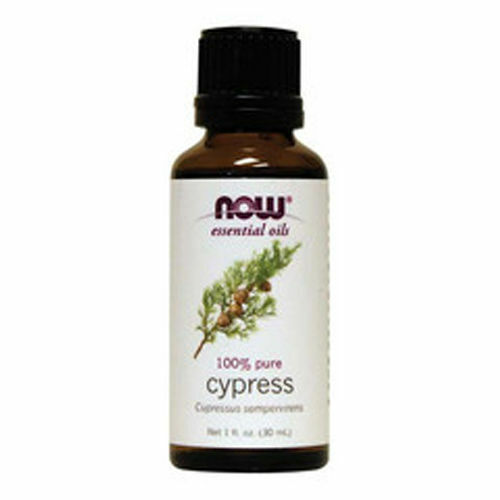 NOW Foods 1 oz Essential Oils and Blend Oils - FREE SHIPPING! Cypress