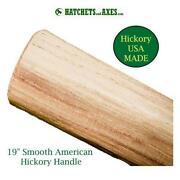 Hickory Axe Handle