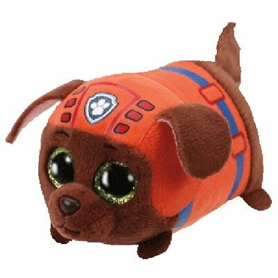 Teeny Tys Paw Patrol Zuma labrador dog Plush  Stuffed Animal  Doll Toy 4""