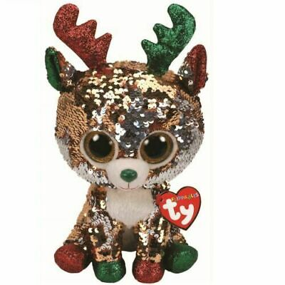 TY Christmas Flippables Sequin 6
