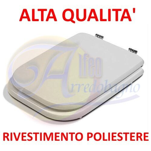 Copriwater ideal standard conca bianco coprivaso for Copriwater ideal standard conca