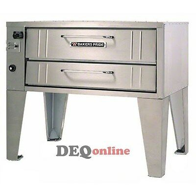 Bakers Pride 3151 Stubby Series Single Gas Oven