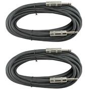 1/4 Speaker Cable