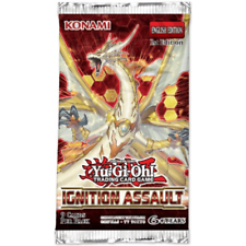 Ignition Assault 1st Edition Booster Pack YuGiOh Sealed Box Brand New