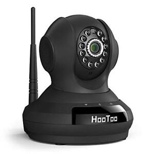 HooToo Indoor Security Camera with HD Video Streaming