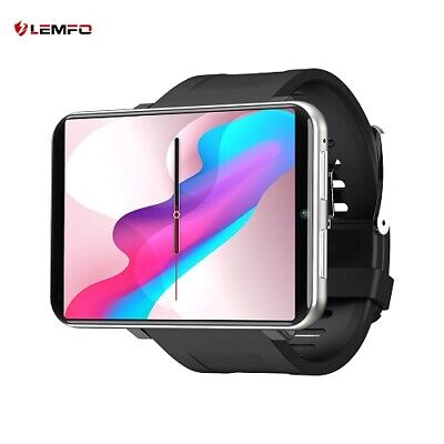 LEMFO LEMT 4G Game Smart Watch 2.86 inch Big Screen Android 7.1 3G RAM 32G