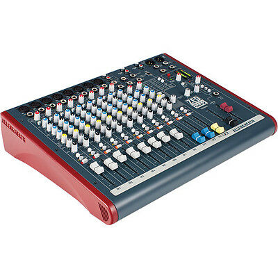 Allen & Heath ZED60-14FX Compact Live / Studio Mixer Digital FX / USB B-STOCK