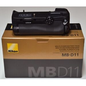 Nikon MB-D11 Battery Grip for D7000