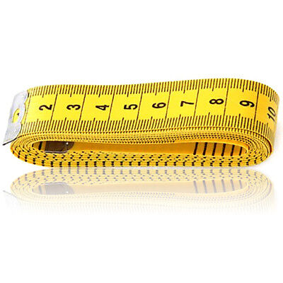 120 Inches Plastic Measuring Tape Sewing Tailor Ruler Centimetre Scale Flowery
