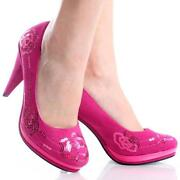 Women Flower Shoes