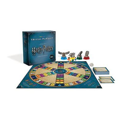 Board Game Trivia (Harry Potter NEW * ULTIMATE Edition Trivial Pursuit * Trivia Board Game)