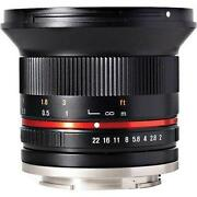12mm Lens