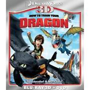 How to Train Your Dragon 3D Blu Ray