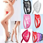 Faux Leather Thongs for Women