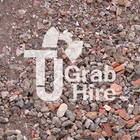 5/10/20 Tonne Bulk Load Crushed Brick/Concrete/Hardcore Birmingham Solihull From £85.00 + VAT