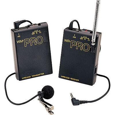 Pro Hf G40 Wlm Wireless Lavalier Mic For Canon Vixia Full...
