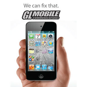 FREE case and screen protector with iPod Touch 4 screen repair!