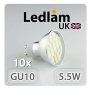 GU10 LED 5W