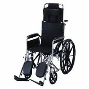 Roscoe Medical R-Series Reclining Wheelchair 16