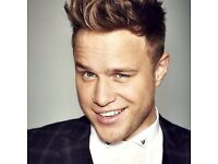 Olly Murs O2 London Tickets 30th March - face value!