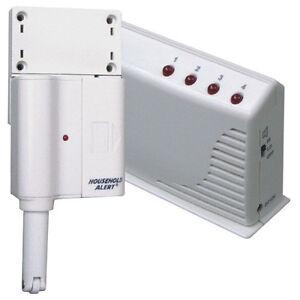 skylink gm 318 garage door opener gate alarm wireless monitor sensor alert kit ebay