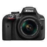 Nikon D3400 24.2 MP Digital SLR Camera with 18-55mm AF-P DX f/3.5-5.6G VR Lens
