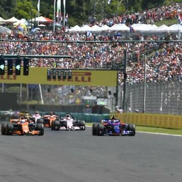Grand Prix Hongarije 2019 | F1 Tickets