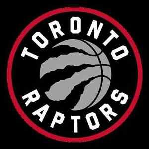 Raptors vs Suns TONIGHT @ 6 PM - 2 Tickets
