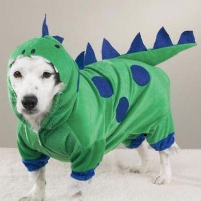 Dinosaur Dogzilla Dog Costume Halloween Casual Canine Polyester Unisex