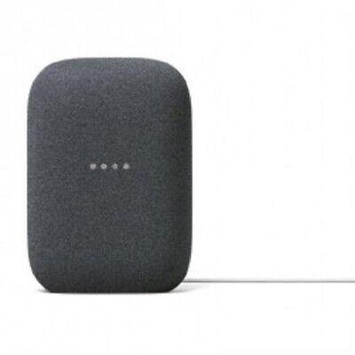 Google Nest Audio Altavoz Inteligente - Carbón