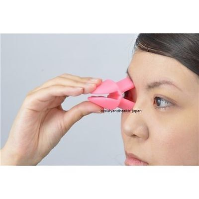 JAPAN EYE/EYES EYELID STRETCHER/EXERCISE SILICONE TOOL SKIN BEAUTY ANTI-AGING JP